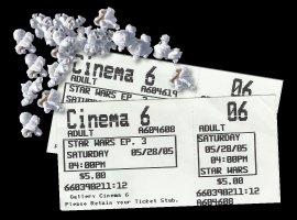 Star Wars Episode III Tickets